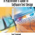 A comprehensive, up-to-date and practical introduction to software test design. This book presents all the important test design techniques in a single place and in a consistent and easy-to-digest format. […]