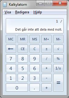 kalkulatorn