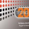 Testing Forum 2012 Konferens 28-29 aug, Workshop 29 aug, Bygget konferens, Stockholm Den28-29 augusti arrangeras Testing Forum, en uppföljning av förra årets succékonferens för dig som arbetar med test.Under konferensens […]