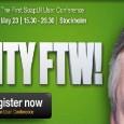 Hej, Skulle viljarekommenderadenna intressanta konferens från Smartbear. Passa på att anmäla er till konferensen.    Mer info: May 23, 2013   15:30 – 20:30   SmartBear Office, Hornsbruksgatan […]