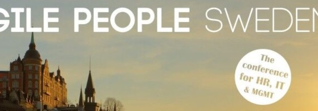 Få 20 % rabatt på Agile People konferensen